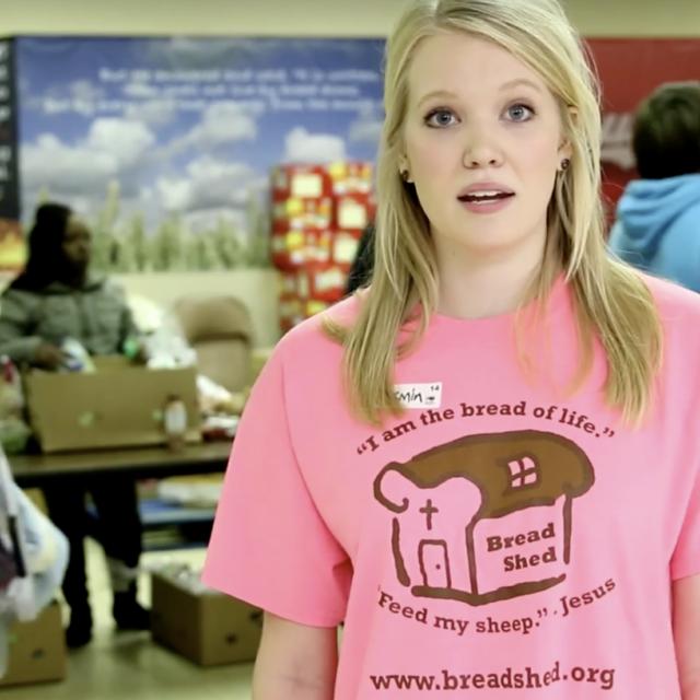 Jasmin introduces ABC A Better Childhood feeding program
